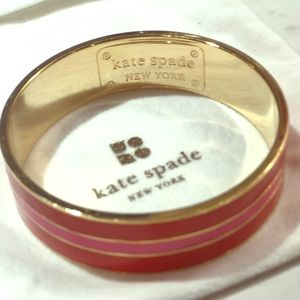 "Kate Spade ""All wrapped up"" Bangle"